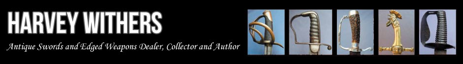 Antique swords and edged weapons collector and publisher